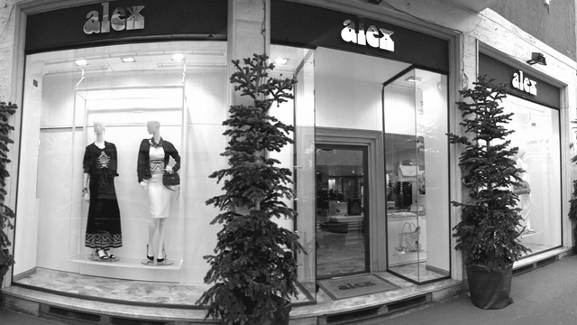 Alex Boutique – Avantgardenim