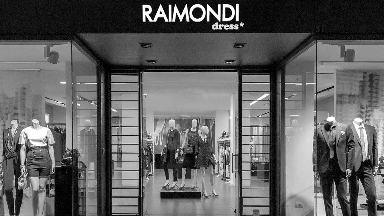 Raimondi Dress - AvantgarDenim